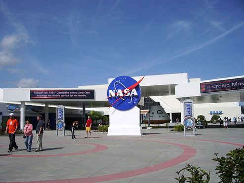 Photo of Kennedy Space Center