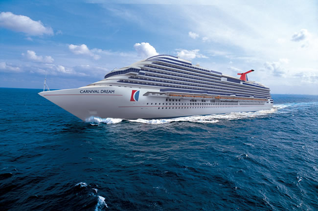Carnival Dream Ship