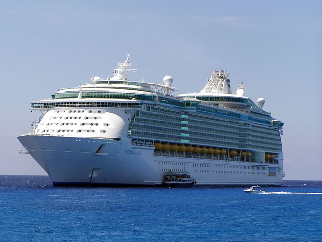 Freedom of the seas Ship