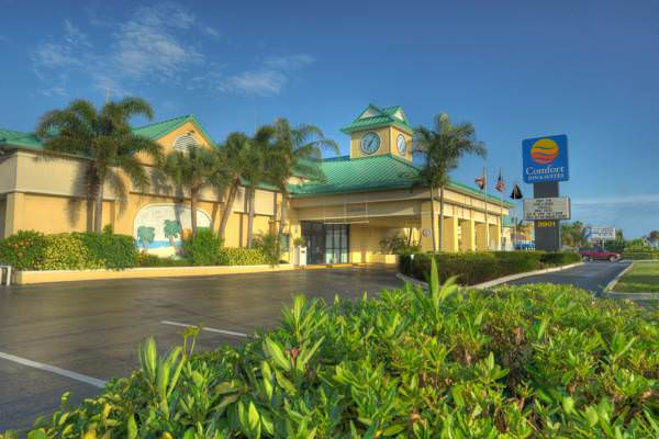Photo of the Comfort Inn And Suites Cocoa Beach