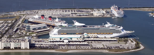 Port Canaveral Cruises And Cruises Leaving From Port Canaveral - Cruise ships port canaveral